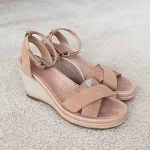 UGG Nyssa Wedge Sandals